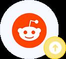 Reddit upvotes