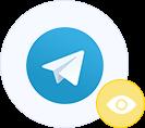 Telegram post views